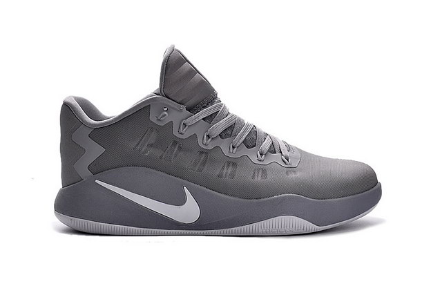 Hyperdunk 2016 Low Shoes Dark Grey/White